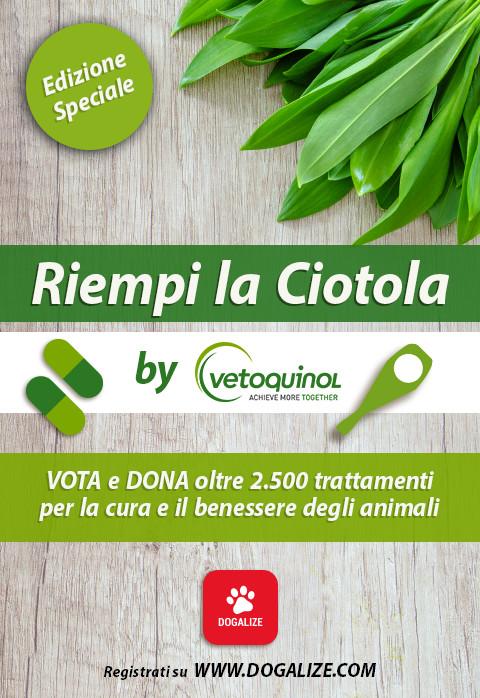 Edizione Speciale: Riempi la Ciotola By Vetoquinol