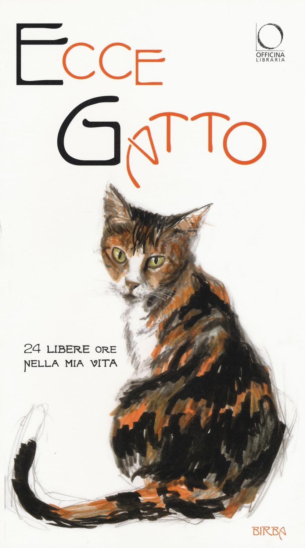 Ecce Gatto. 24 libere ore nella mia vita: la recensione del libro