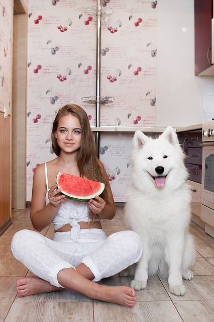 Cani possono mangiare anguria? Scopriamolo!