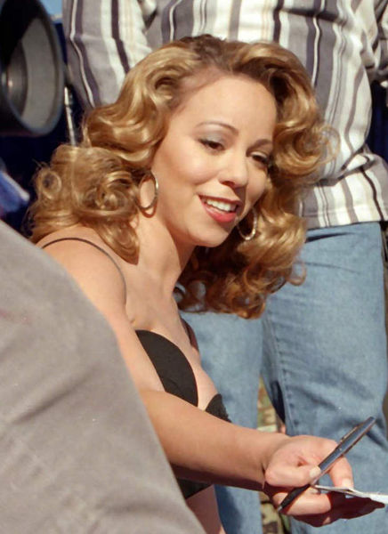 Mariah Carey's dog:
